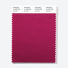 Pantone Polyester Swatch Card 19-2537 TSX Berry Wine