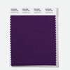 Pantone Polyester Swatch Card 19-3629 TSX Purple Pak Choi