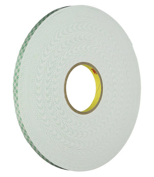 3M Double-Sided Foam Tape 36 yards long #4016 (Multiple Widths)