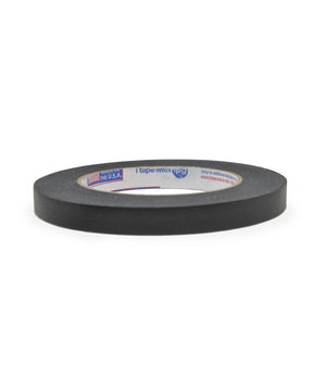 Black Paper Tape  (Multiple Sizes)