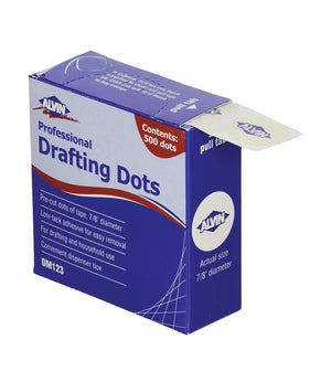 Alvin Drafting Dots Tape Roll