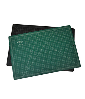 Alvin Green/Black Cutting Mat (Multiple Sizes)