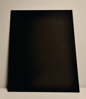 Black/Black Mount Board (Multiple Sizes)