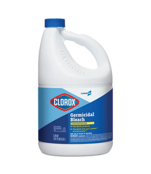 Clorox Germicidal Bleach - 121 Oz. (Carton or Each)