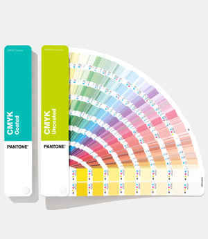 CMYK Color Guide Coated & Uncoated (GP5101A)