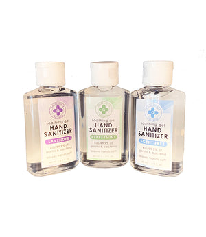 Goldessence Sanitizer - 2 oz (3 Pack)