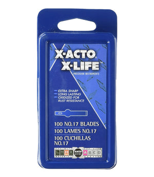 X-ACTO #1 Scalpel Style Blades (Pack of 15 or 100)