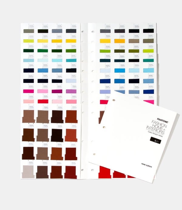 FHI Cotton Swatch Library Supplement (FHIC110A)