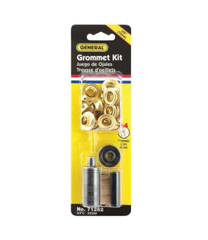 "Grommet Punch Kit 3/8"" With Grommets"