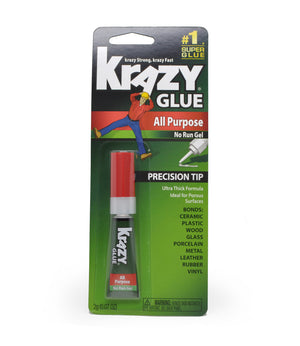 Krazy Glue Gel .07oz with Precision-Tip