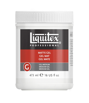 Liquitex Matte Medium 16 fluid oz.