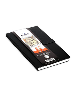 Canson 180 Degree Artbook, Hardbound With Magnetic Closure (Various Sizes)