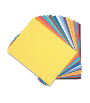 Canson 300GSM, Pack Of 10 Sheets (Various Colors)