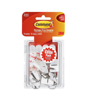 3M General Purpose Hooks (Various Sizes)