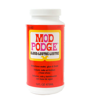Mod Podge Glossy Finish 16 ounce
