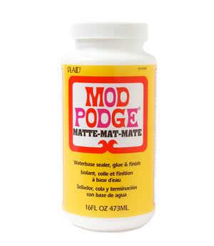 Mod Podge Matte Finish 16 ounce