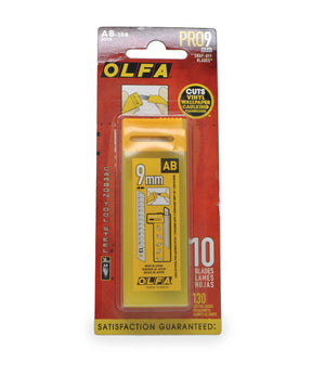 Olfa 9mm Snap-Off Blades (10 or 50 Pack)