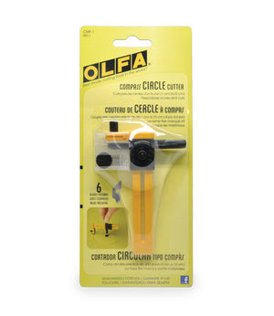 Olfa CMP-1 Circle Cutter, Compass Style