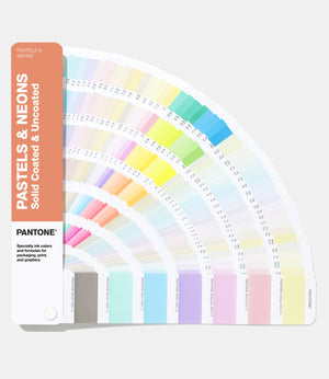 Pastels & Neons Coated & Uncoated (GG1504A)