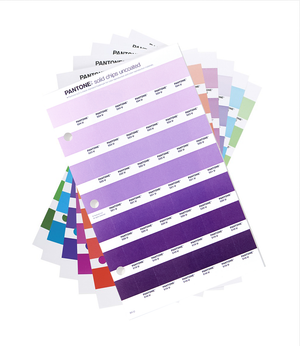 Pantone Plus Solid Chips Uncoated Replacement Page 34 U