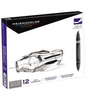 Prismacolor Artist Markers (Various Sizes & Styles)