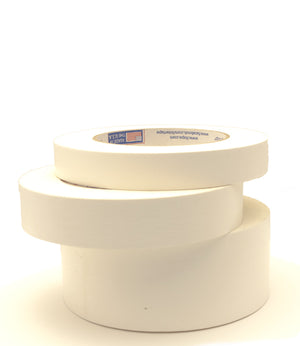 White Paper Tape (Multiple Sizes)