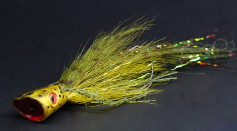 Swamp Donkey Popper
