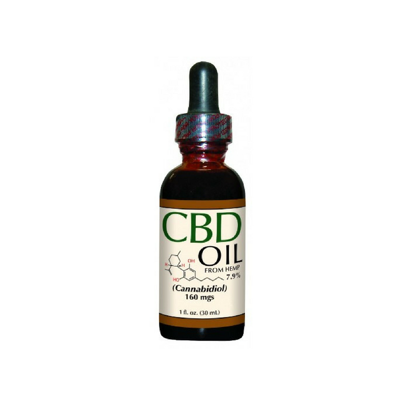 CBD Oil Droplets 160 mg