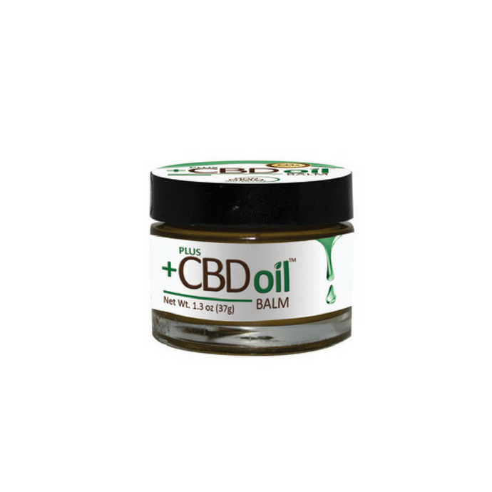 Plus CBD Oil Balm