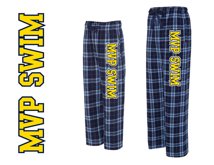 MVP Swim Flannel PJ Pants