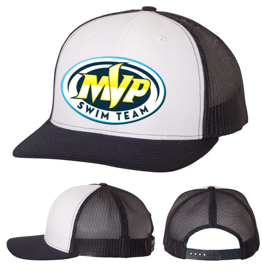 MVP Swim Trucker Hat with Patch - NEW!!
