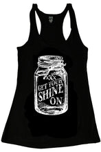 get your shine on tank top