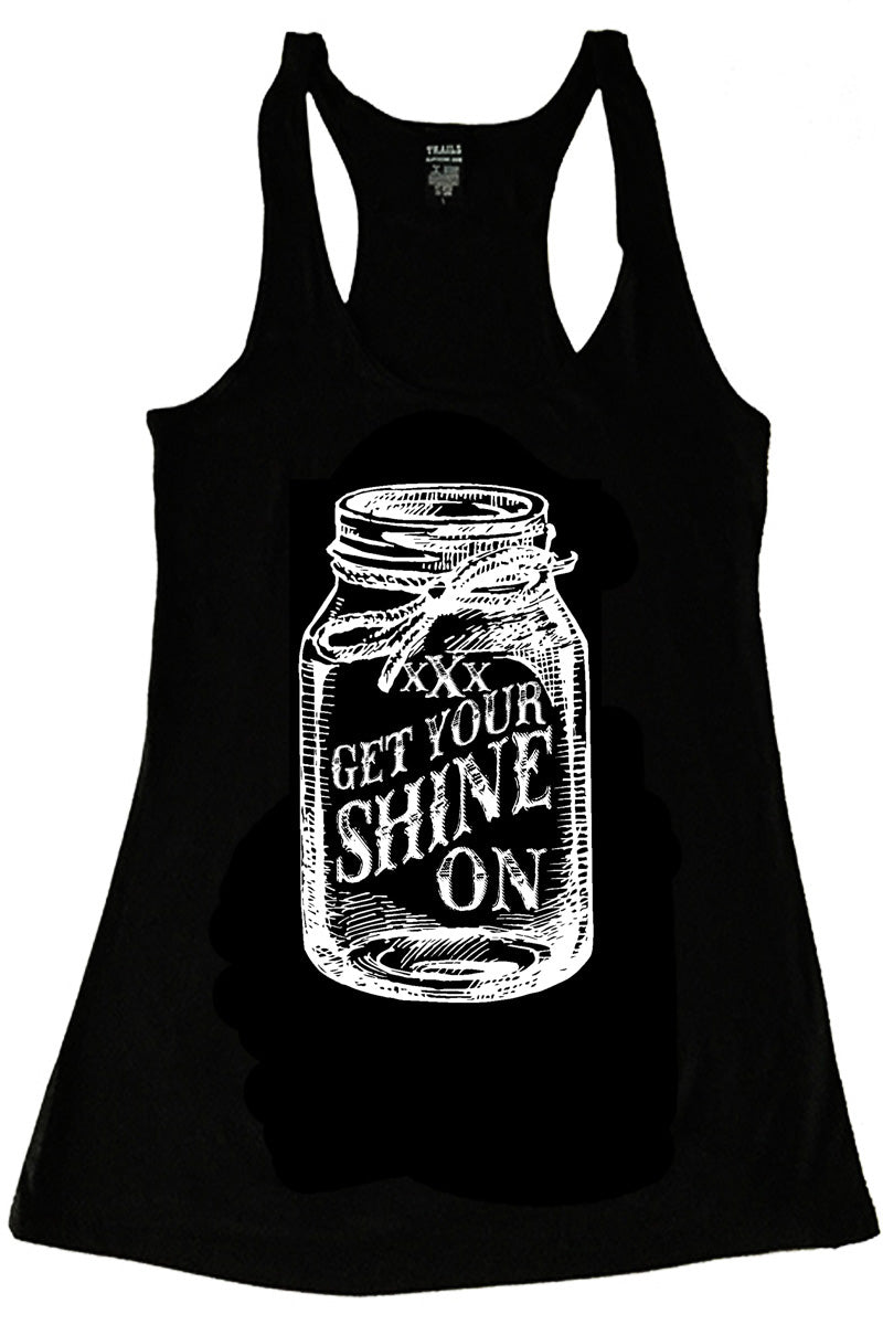 GET YOUR SHINE ON TANK TOP - Trailsclothing.com