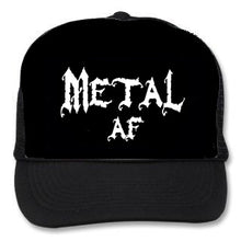 METAL AF TRUCKER HAT - Trailsclothing.com
