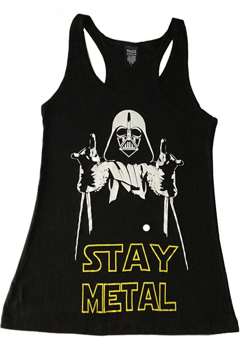 STAY METAL TANK TOP - Trailsclothing.com