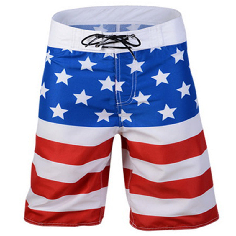 FLAG BOARD SHORTS - Trailsclothing.com