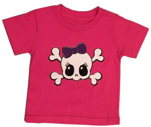 BABY SKULL TEE - Trailsclothing.com