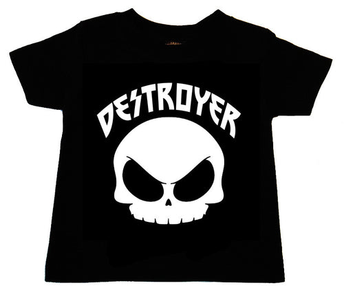 DESTROYER BABY AND YOUTH TEE - Trailsclothing.com