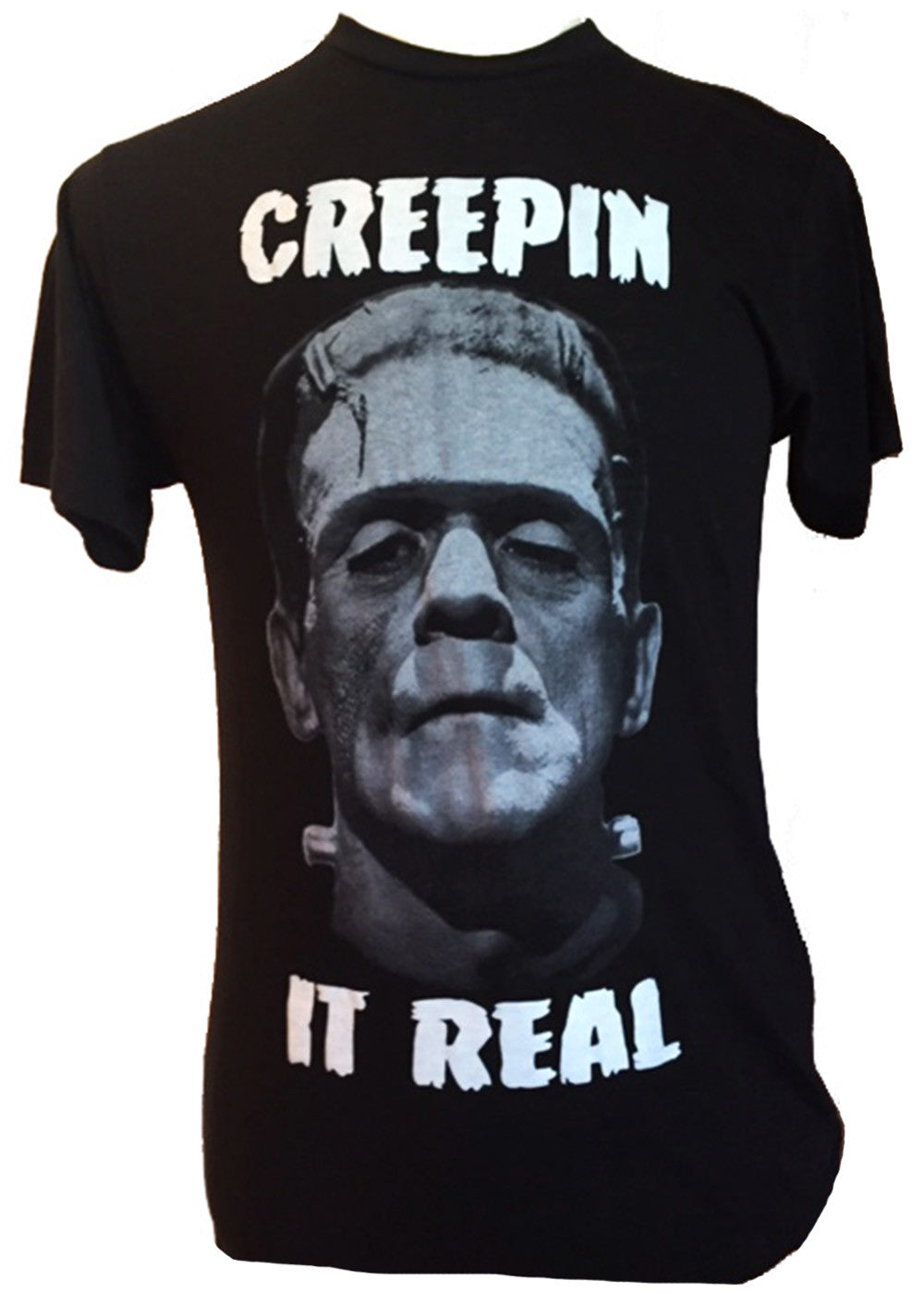 CREEPIN IT REAL TEE - Trailsclothing.com