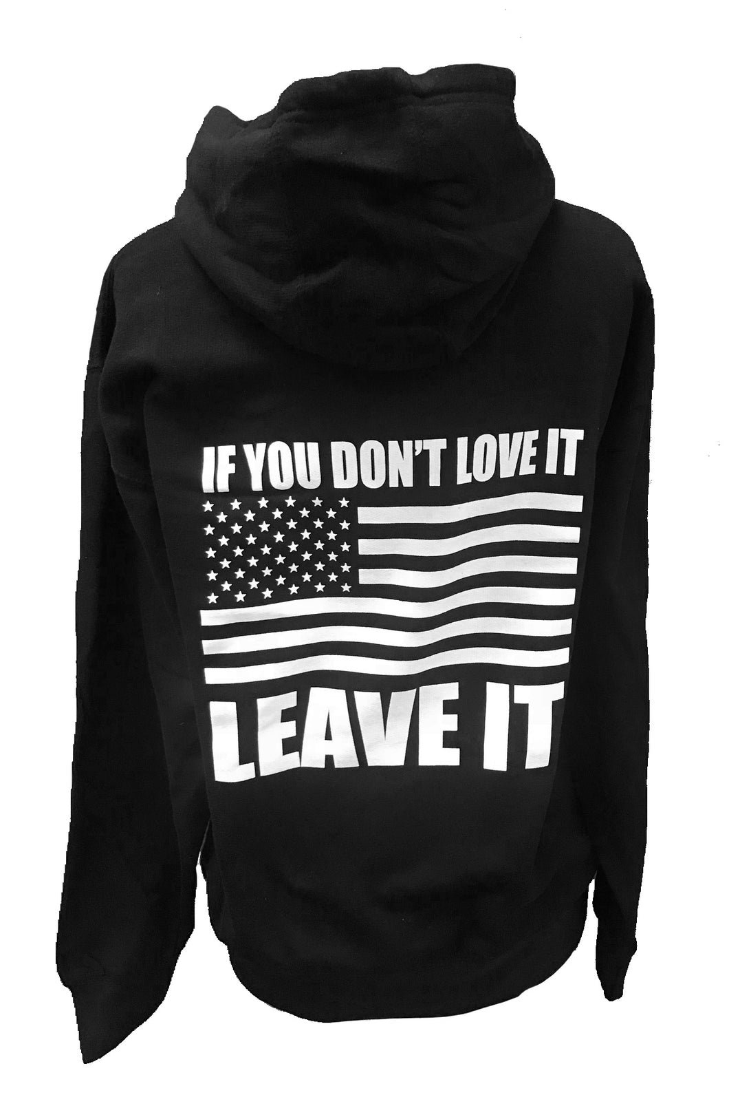 IF YOU DON'T LOVE IT LEAVE IT PULLOVER HOODIE - Trailsclothing.com
