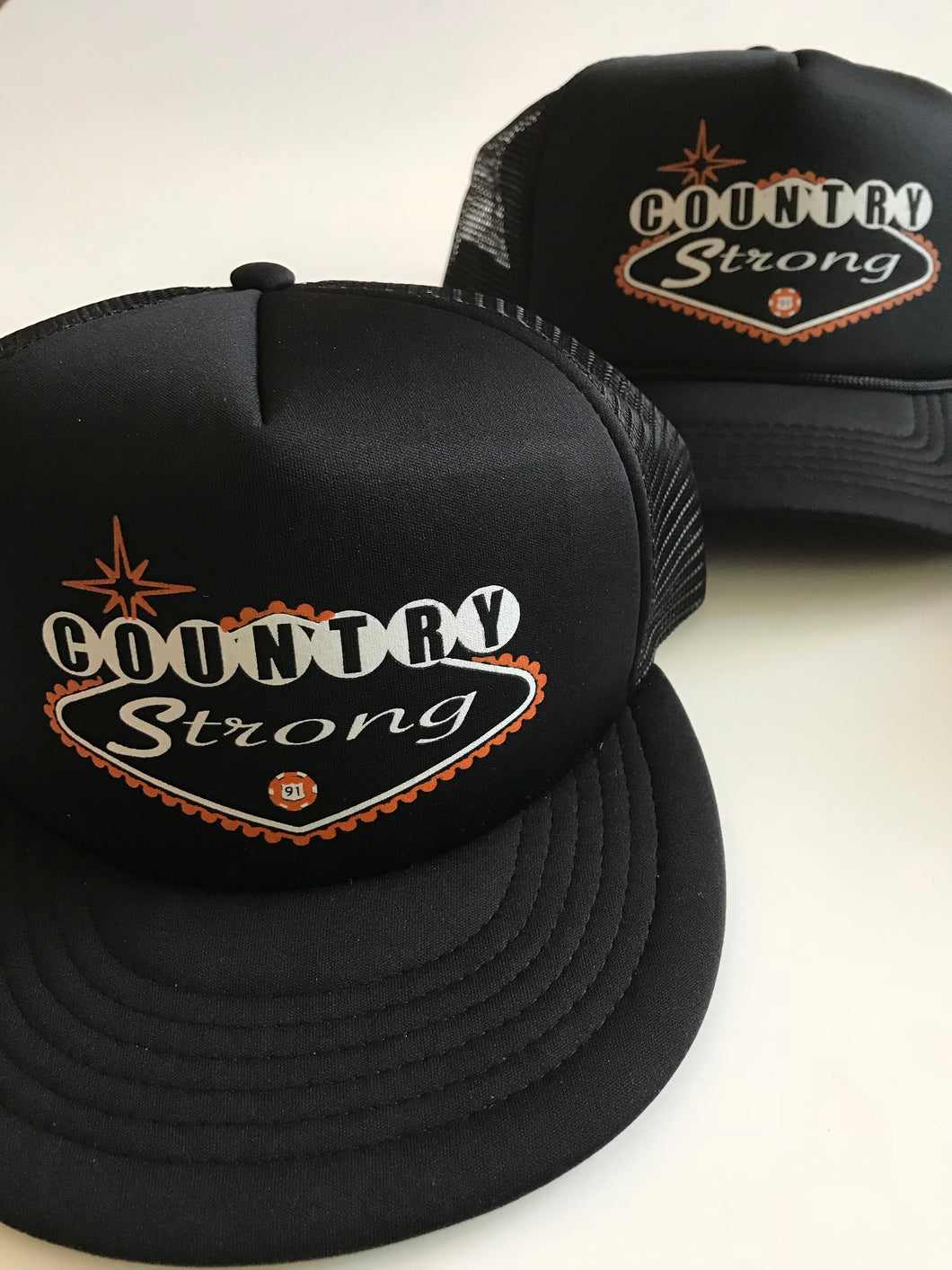 COUNTRY STRONG RT 91 HAT - Trailsclothing.com