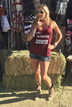 SHHH I'M HUNTING COWBOYS TANK TOP - Trailsclothing.com