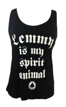 LEMMY IS MY SPIRIT ANIMAL TANK TOP