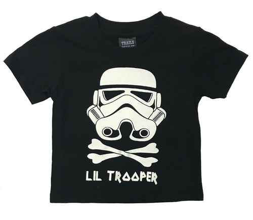 LIL TROOPER BABY AND YOUTH T SHIRT