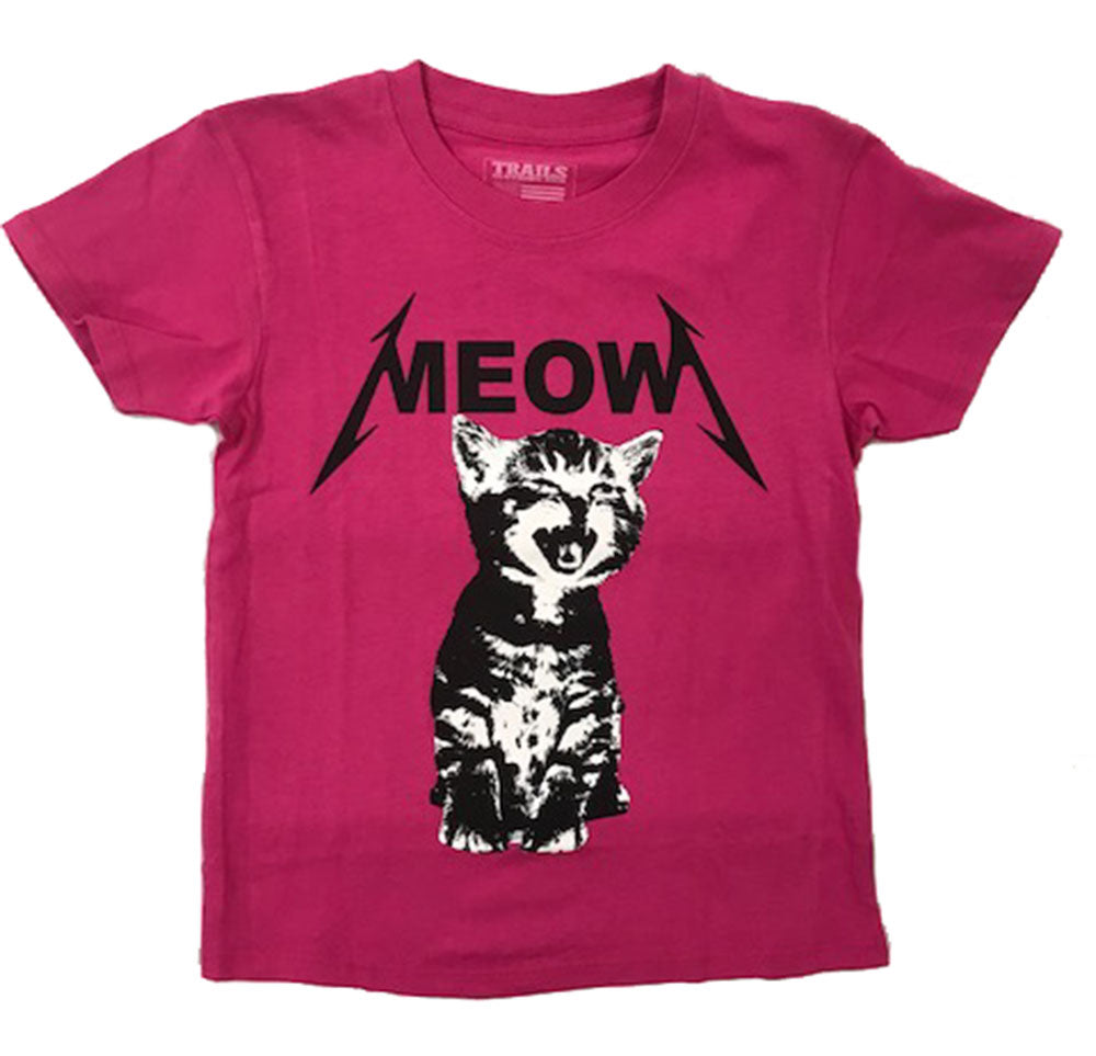 MEOW LICKA YOUTH TEE SHIRT