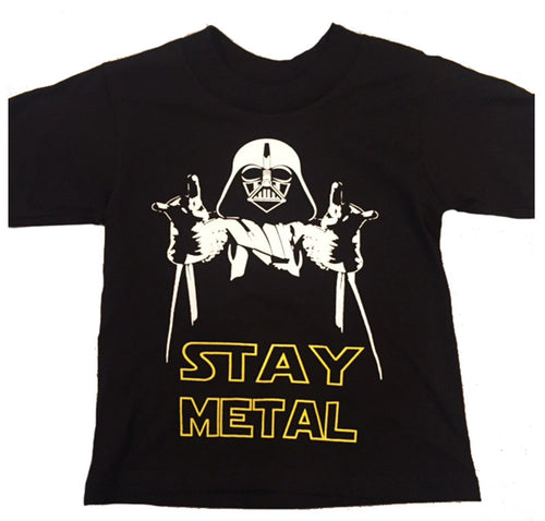 STAY METAL YOUTH TEE - Trailsclothing.com