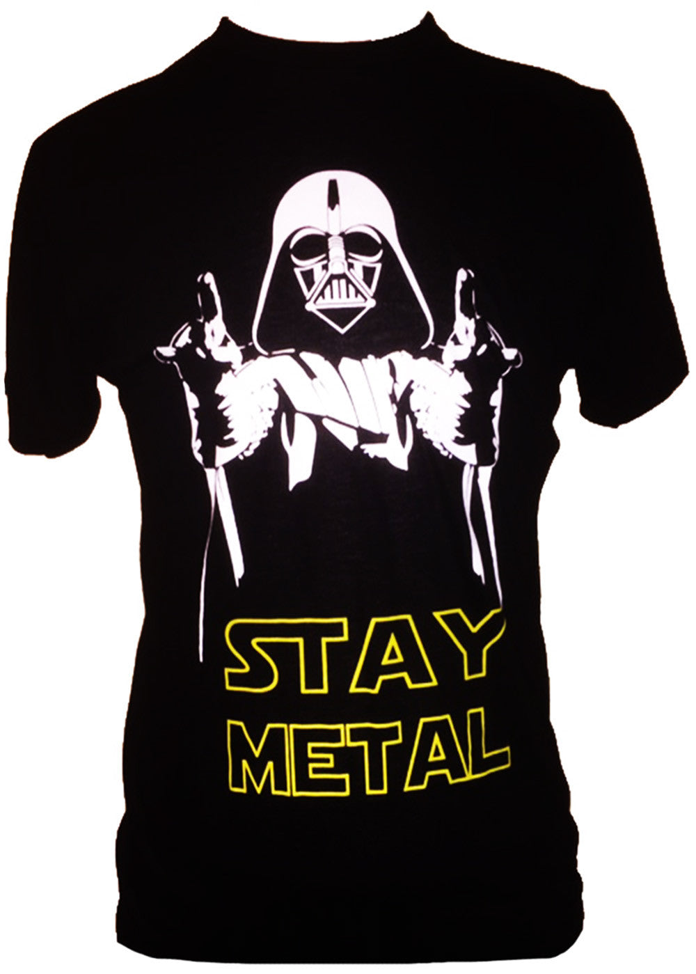 STAY METAL MEN'S TEE - Trailsclothing.com