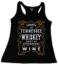 Smooth as Tennessee Whiskey tank top-trails-clothing