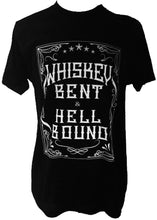 WHISKEY BENT AND HELL BOUND TEE - Trailsclothing.com