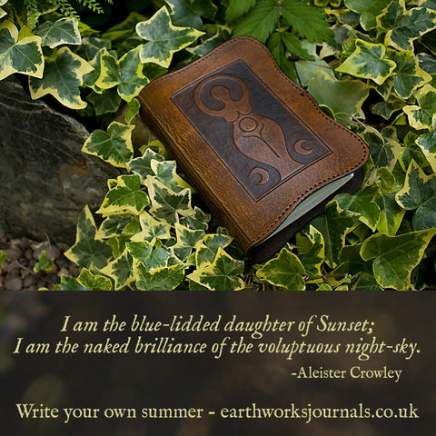 Write your own summer 5 - Earthworks Journals - Aleister Crowley